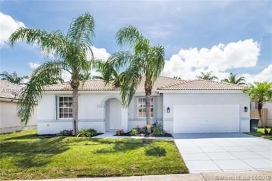 14301 SW 159th Ct, Miami, FL 33196 - MLS#: A10494043
