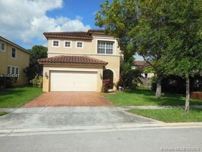 14041 SW 52nd St, Miramar, FL 33027 - MLS#: A10494047