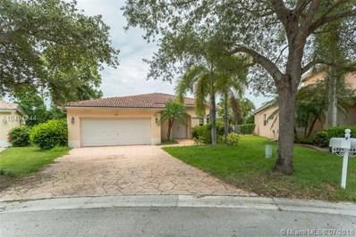 4421 NW 41st Pl, Coconut Creek, FL 33073 - MLS#: A10494244