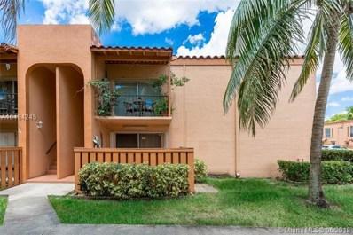 7160 Fairway Dr UNIT J9, Miami Lakes, FL 33014 - MLS#: A10494245