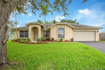 15057 SW 10th St, Sunrise, FL 33326 - MLS#: A10494268