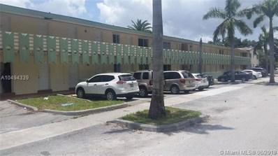 981 NE 169th St UNIT 118, North Miami Beach, FL 33162 - MLS#: A10494339