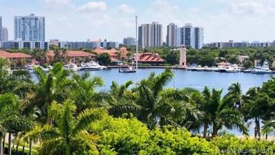 21205 Yacht Club Dr UNIT 704, Aventura, FL 33180 - MLS#: A10494496