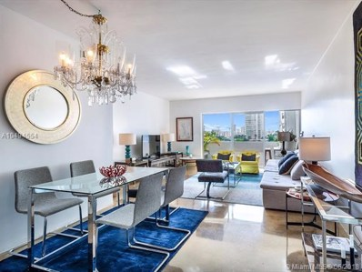 3 Island Ave UNIT 6J, Miami Beach, FL 33139 - MLS#: A10494554