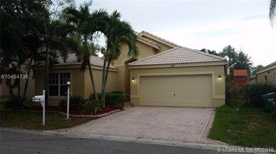 239 NW 117th Way, Coral Springs, FL 33071 - MLS#: A10494736