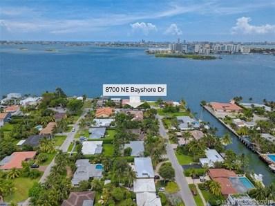 8700 N Bayshore Dr, Miami, FL 33138 - MLS#: A10494793