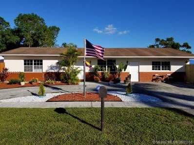 1600 NW 27th Ter, Fort Lauderdale, FL 33311 - MLS#: A10494885