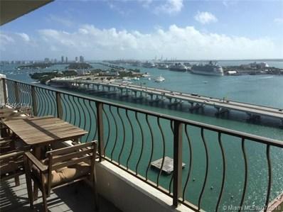 555 NE 15th St UNIT 30H, Miami, FL 33132 - MLS#: A10495134