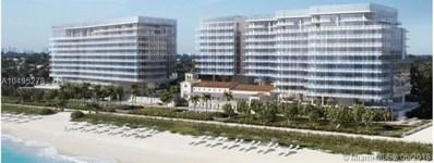 9001 Collins Ave UNIT S 309, Miami, FL 33154 - MLS#: A10495278