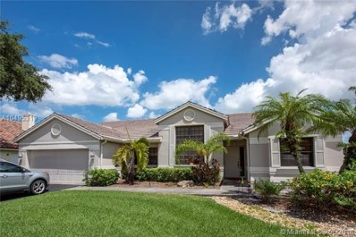 2855 Morning Glory Cir, Davie, FL 33328 - MLS#: A10495319