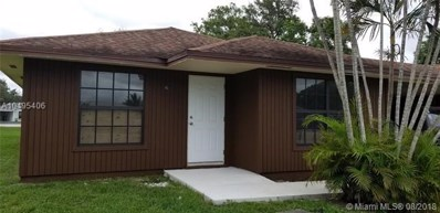 3746 W Citrus Trce UNIT 20, Davie, FL 33328 - MLS#: A10495406