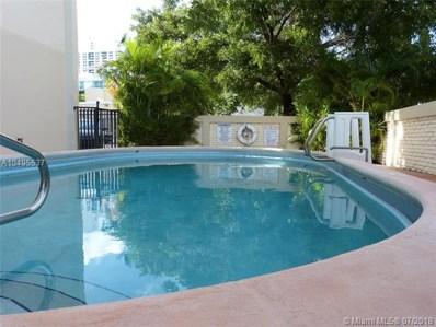 1100 Alton Rd UNIT 4E, Miami Beach, FL 33139 - MLS#: A10495537