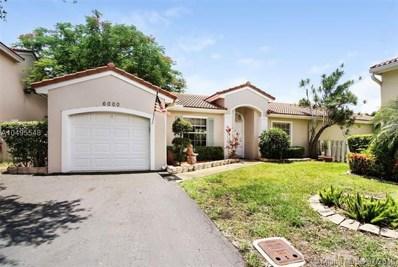 6000 NW 44th Ln, Coconut Creek, FL 33073 - MLS#: A10495548