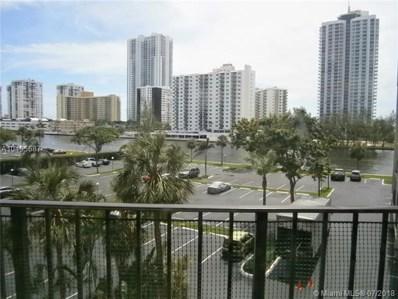 600 Parkview Dr UNIT 402, Hallandale, FL 33009 - MLS#: A10495687