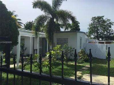 1110 NW 141st St, Miami, FL 33168 - MLS#: A10495689
