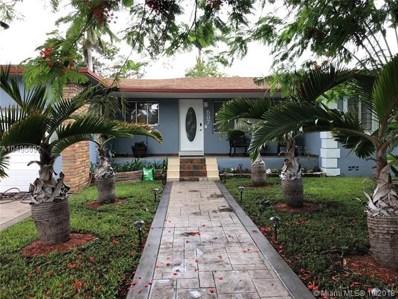 587 S Biscayne River Dr, Miami, FL 33169 - MLS#: A10495692