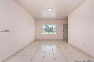 8407 NW 5TH Ave UNIT 8407, Miami, FL 33150 - MLS#: A10495727