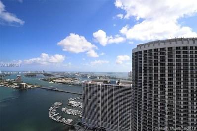 488 NE 18th UNIT 4612, Miami, FL 33132 - MLS#: A10495841