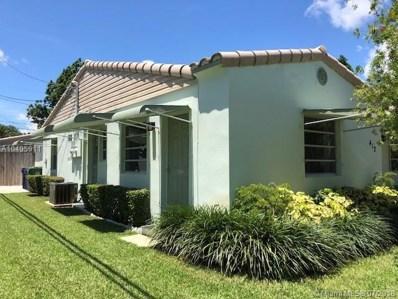 412 SW 16th St, Fort Lauderdale, FL 33315 - MLS#: A10495911