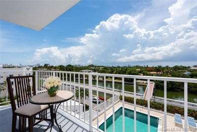 2829 Indian Creek Dr UNIT 503, Miami Beach, FL 33140 - MLS#: A10495969