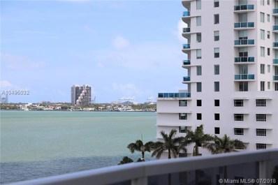 601 NE 23rd St UNIT 702, Miami, FL 33137 - MLS#: A10496032