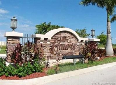 22511 SW 88th Pl UNIT 2-24, Cutler Bay, FL 33190 - #: A10496033