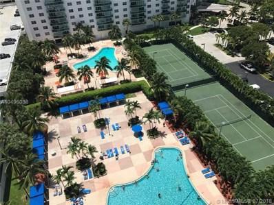 19370 Collins Ave UNIT 1401, Sunny Isles Beach, FL 33160 - MLS#: A10496088