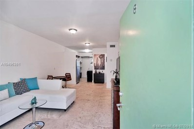 1045 Lenox Ave UNIT 8, Miami Beach, FL 33139 - MLS#: A10496381