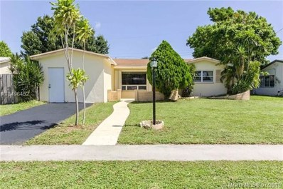 3365 NW 33rd St, Lauderdale Lakes, FL 33309 - MLS#: A10496452