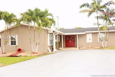 3821 SW 122nd Ave, Miami, FL 33175 - MLS#: A10496522