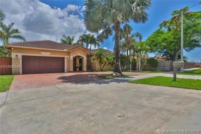 15303 SW 184th St, Miami, FL 33187 - MLS#: A10496546