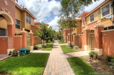 10636 SW 6th St UNIT 1610, Pembroke Pines, FL 33025 - MLS#: A10496565