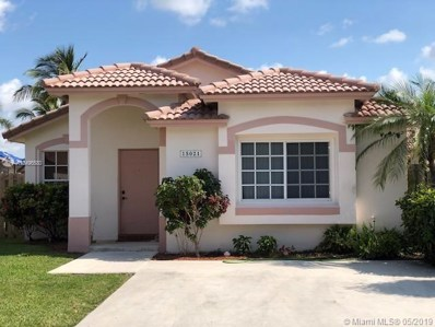 15021 SW 143rd St, Miami, FL 33196 - MLS#: A10496580
