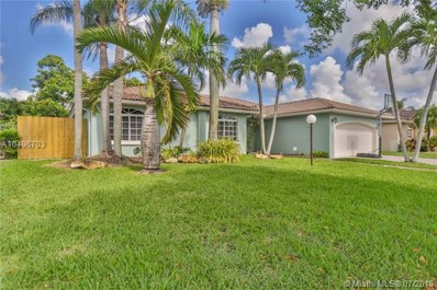 18208 SW 151st Ave, Miami, FL 33187 - MLS#: A10496703