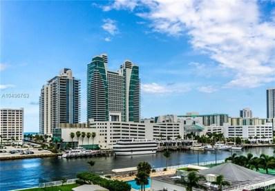 600 Parkview Dr UNIT 612, Hallandale, FL 33009 - MLS#: A10496763