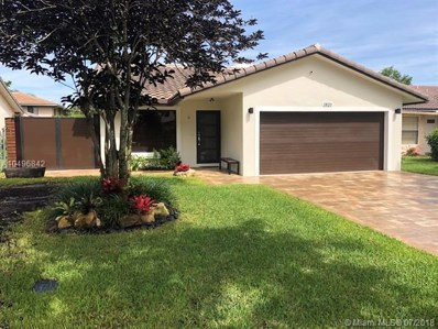 1820 NW 93 Terr, Coral Springs, FL 33071 - MLS#: A10496842