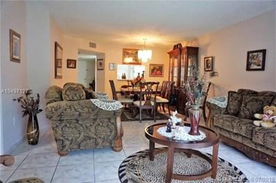801 SW 138th Ave UNIT 208E, Pembroke Pines, FL 33027 - MLS#: A10497127