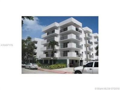 8255 Abbott Ave UNIT 206, Miami Beach, FL 33141 - MLS#: A10497178