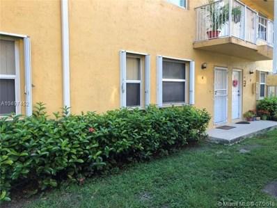 7111 SW 129th Ave UNIT 4, Miami, FL 33183 - MLS#: A10497452