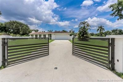 1680 SW 139th Ave, Davie, FL 33325 - MLS#: A10497861