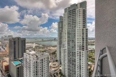 133 NE 2nd Ave UNIT 3411, Miami, FL 33132 - MLS#: A10497872