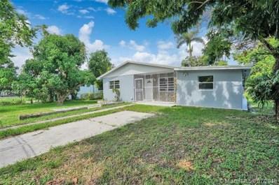 15820 NW 38th Ct, Miami Gardens, FL 33054 - MLS#: A10497893