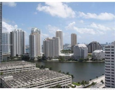 950 Brickell Bay Dr UNIT 1908, Miami, FL 33131 - MLS#: A10497905