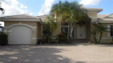 15281 SW 39th St, Davie, FL 33331 - MLS#: A10497949