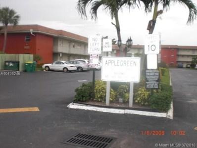 607 S State Road 7 UNIT 2I, Margate, FL 33068 - MLS#: A10498246