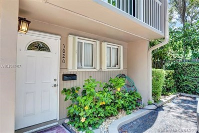 3020 Center St UNIT 3020, Miami, FL 33133 - MLS#: A10498257