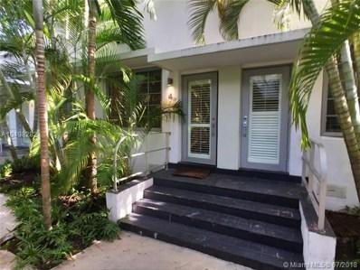 717 Jefferson Ave UNIT 4, Miami Beach, FL 33139 - #: A10498282