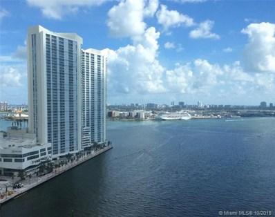 325 S Biscayne Blvd UNIT 3523, Miami, FL 33131 - MLS#: A10498373