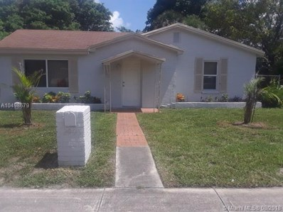 2995 NW 7th St, Fort Lauderdale, FL 33311 - MLS#: A10498679