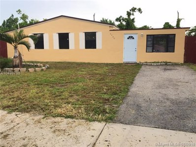 4460 SW 33rd Dr, West Park, FL 33023 - MLS#: A10498798